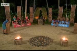 Survivor 2: Λάθος! Τι φώναξε η Μελίνα Μεταξά στους Μαχητές; Το έκανε επίτηδες; (video)
