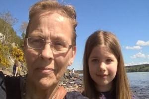Μια 8χρονη πιστεύει πως κατέγραψε το τέρας του Λοχ Νες! (video)