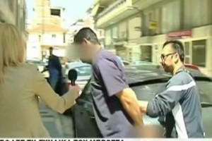 """Τραγωδία Τρίκαλα: """"Με προσέβαλε σαν άντρα..."""" - Η απολογία του συζυγοκτόνου (video)"""