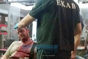 Καλλιθέα: Φονική επίθεση στον φύλακα του πάρκου της πλατείας Δαβάκη - Τον έστειλαν στο νοσοκομείο!