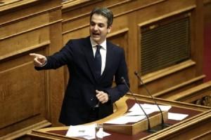 """Επίθεση Μητσοτάκη: """"Εσείς κάψατε την Αθήνα!"""""""