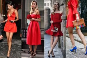 Για εντυπωσιακές εμφανίσεις: Πώς θα κερδίσεις τα βλέμματα όλων με ένα κατακόκκινο φόρεμα!