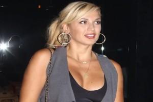 Η φωτό που πόσταρε η Κωνσταντίνα Σπυροπούλου προκαλεί εγκεφαλικά...