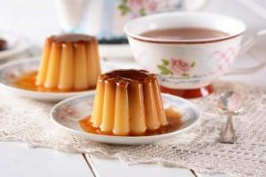 Ένα υπέροχο επιδόρπιο: Κρέμα καραμελέ με σοκολάτα!