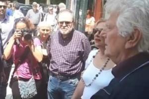 Πολίτης τα  έκραξε στον Μηταφίδη για το Σκοπιανό (video)