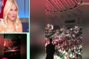 """""""Εδώ στην Αλβανία θα γλείψεις..."""" - Αντιδράσεις για τη συναυλία του Σφακιανάκη (video)"""