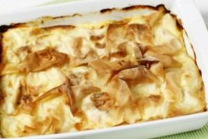 H πιο νόστιμη συνταγή για γιαουρτόπιτα!