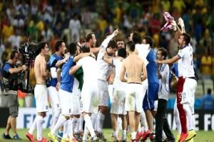 """Σαν σήμερα στις 24 Ιουνίου το 2014 η Εθνική Ελλάδας πέρασε στους """"16"""" του Μουντιάλ!"""