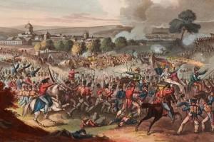 Σαν σήμερα στις 21 Ιουνίου το 1813 έγινε η Μάχη της Βιτόρια