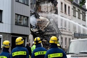 Ισχυρή έκρηξη στο Wuppertal!
