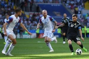 ΟΛΟΙ οι Ισλανδοί είδαν το ματς με την Αργεντινή!