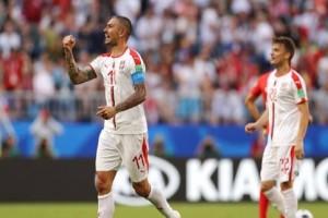 Η γκολάρα του Κολάροφ απογείωσε τους Σέρβους, 1-0 την Κόστα Ρίκα!