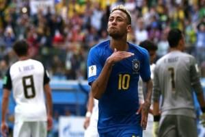 Μουντιάλ 2018: Λύτρωση στις καθυστερήσεις για τη Βραζιλία, 2-0 την Κόστα Ρίκα! (video)
