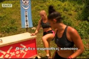 "Survivor 2: Εξαγριωμένη η Δαλάκα για τους... άχαστους Μαχητές! - ""Περνάνε δίπλα μας και..."" (video)"
