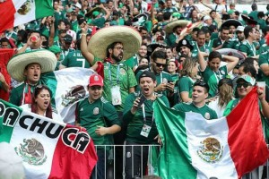 FIFA: Έρευνα για ομοφοβικά συνθήματα Μεξικανών