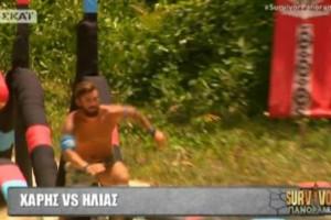Survivor Panorama: To πρώτο ματσάρισμα από τον αγώνα επάθλου! Ποιος θα κερδίσει; (video)