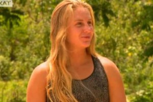 "Survivor 2: Με ""πεταλούδα"" στο χέρι η Κατερίνα Δαλάκα! Δεν θα αγωνιστεί απόψε! Τι έδειξαν οι εξετάσεις της; (video)"