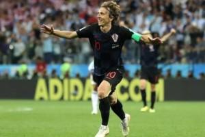 Μουντιάλ 2018: Με γκολάρα ο Μόντριτς στέλνει... σπίτι την Αργεντινή