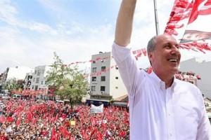 """Χαμός στην Τουρκία λίγο πριν τις εκλογές! Ιντζέ προς Ερντογάν: """"Tελείωσες""""!"""