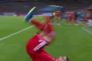 Μουντιάλ 2018: Το πιο αστείο πλάγιο στην ιστορία του Παγκοσμίου Κυπέλλου! (video)
