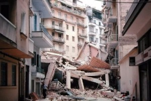 Σαν σήμερα στις 20 Ιουνίου το 1978 έγινε ο μεγάλος σεισμός της Θεσσαλονίκης!