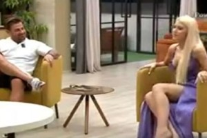 Επιστροφή βόμβα στο Power of Love! Η Βίβιαν έκανε comeback και αποκάλυψε ότι τα βρήκε με τον φούρναρη! (video)