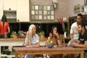 Power of Love: Οι κατσαρίδες στο πρωινό των κοριτσιών που προκάλεσαν τα ουρλιαχτά τους! (video)