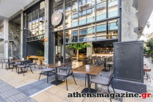 Το all day στέκι στο Παγκράτι που σε περιμένει για ξεχωριστό καφέ, εξαιρετικό brunch και γευστική μεσογειακή κουζίνα!