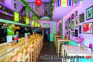 """Το αυθεντικό ταϊλανδέζικο εστιατόριο στο Κουκάκι που θα σας ξετρελάνει με τις """"πειραγμένες"""" συνταγές του σεφ!"""