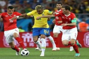 Μουντιάλ 2018: Η Ελβετία... πάγωσε (1-1) την Βραζιλία (video)