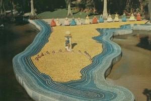 Η πισίνα που έκανε πάταγο στην Αμερική