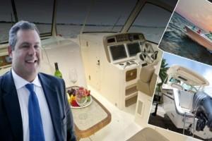 Πόσα; Δείτε πόσο κοστίζει το νέο σκάφος του Πάνου Καμμένου και θα μείνετε! (photos)