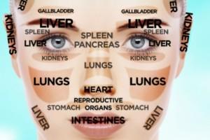 """Τι δείχνει ο κινεζικός """"χάρτης του σώματος"""" για την υγεία σας!"""