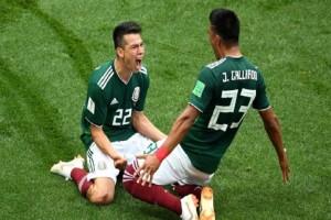 Κάζο για τη Γερμανία, θρίαμβος για το Μεξικό!
