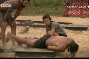"""Survivor 2 - trailer: Η ανησυχία, τα """"καρφιά"""" στον Αγόρου, το πρώτο ατομικό αγώνισμα και ο σοβαρός τραυματισμός! (video)"""