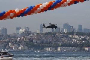 Στις κάλπες οι Τούρκοι για πρόεδρο υπό δρακόντεια μέτρα!