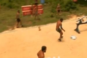 Survivor Panorama: Το πρώτο ματσάρισμα του αγώνα! Ποιος θα φέρει τον πρώτο πόντο στην ομάδα του; (video)