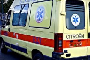 Κρήτη: Άνδρας έπεσε από πρώτο όροφο πολυκατοικίας