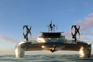 Στη Μύκονο βρέθηκε για 2 ημέρες το πιο «ενεργειακό» σκάφος στον κόσμο! (Photo)