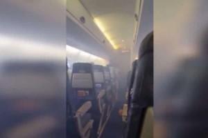 Συναγερμός σε πτήση από Πάφο: «Μύριζε καμένο η καμπίνα»
