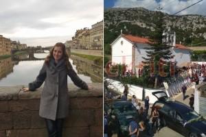 Σπαραγμός και οδύνη στην κηδεία της 16χρονης Χριστίνας! Σοκαρισμένη η οικογένεια του γνωστού επιχειρηματία (photos)