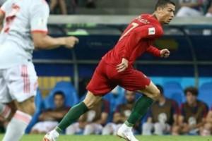 Μουντιάλ 2018: Εγραψε ιστορία ο Κριστιάνο Ρονάλντο -Πρώτος Ευρωπαίος σκόρερ όλων των εποχών!