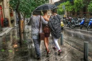 Με βροχές και καταιγίδες ξεκινά η εβδομάδα! - Σε ποιες περιοχές θα βρέξει;