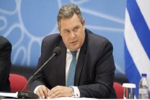 Ζήτησε πλειοψηφία 180 βουλευτών για το Σκοπιανό ο Καμμένος!