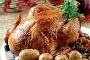 Η συνταγή της ημέρας: Κοτόπουλο γεμιστό με μυρωδικά και πανσέτα!