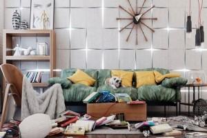 Ένα εύκολο και πρακτικό κόλπο για να εξαφανίσεις την ακαταστασία από το σπίτι σου!