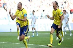 Μουντιάλ 2018: VAR-βάτη νίκη για τη Σουηδία, 1-0 τη Ν. Κορέα!