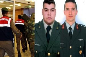 Ραγδαίες εξελίξεις με τους 2 Έλληνες αξιωματικούς που κρατούνται στις φυλακές Αδριανούπολης!