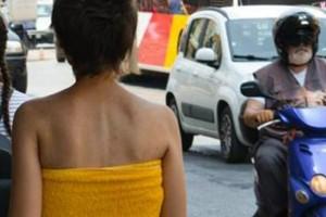 Απίστευτο: Γυναίκα στην Θεσσαλονίκη φόρεσε την πετσέτα της και βγήκε... βόλτα!