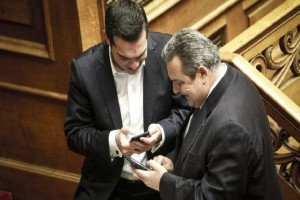 ΣΥΡΙΖΑ - ΑΝΕΛ ετοιμάζουν φιέστα στο Ζάππειο για το χρέος!